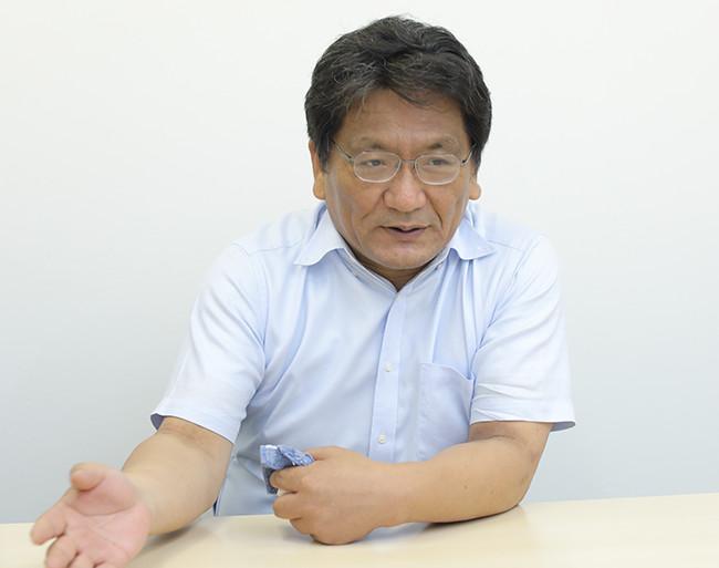 菅原 直之 インタビュー画像1