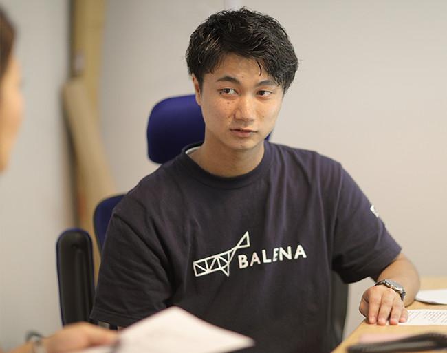 近藤 輝和 インタビュー画像1